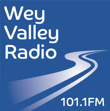 wey valley radio logo 101.1 FM